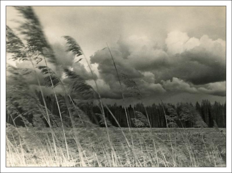Летом 1924 года над Оренбургом пронесся ураган, который сопровождался ливнем и градом
