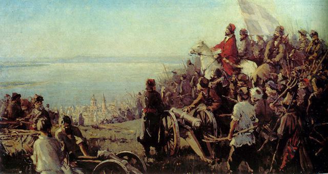 Фомичев В. «Пугачёв на Соколовой горе»