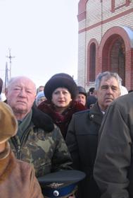 Вечерний Оренбург: Купол над Бердами