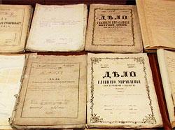 Читаем первый документ, рассказывающий о пожаре в августе 1897 года
