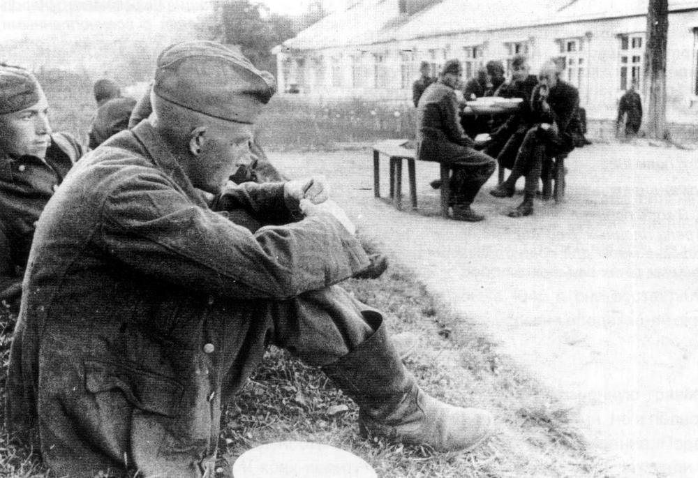 Положение военнопленных в Оренбургской области