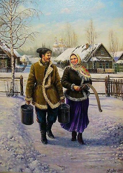 "А.П Лях ""Завтра пришлю сватов"""