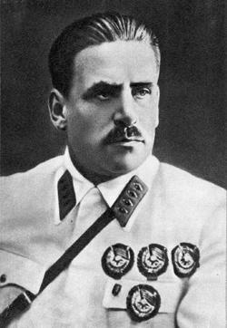 В Бердах есть улица имени Владимира Константиновича Блюхера (01.12.1889 - 09.11.1938)