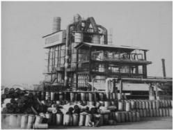 История появления нефтемаслозавода в Оренбуржье связана с началом Великой Отечественной войны