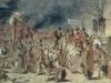 Василий Перов «Суд Пугачева». Эскиз картины (1875), Государственный исторический музей