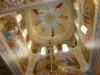 Внутреннее убранство храма Казанской иконы Божией Матери поселка Берды