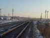 Железнодорожный переезд близ Берд