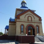 История храма в поселке Берды