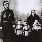 Казачья станица Бердинская. Семья Белоглазовых