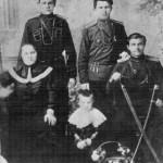 Казачья станица Бердинская. Семья Смольниковых