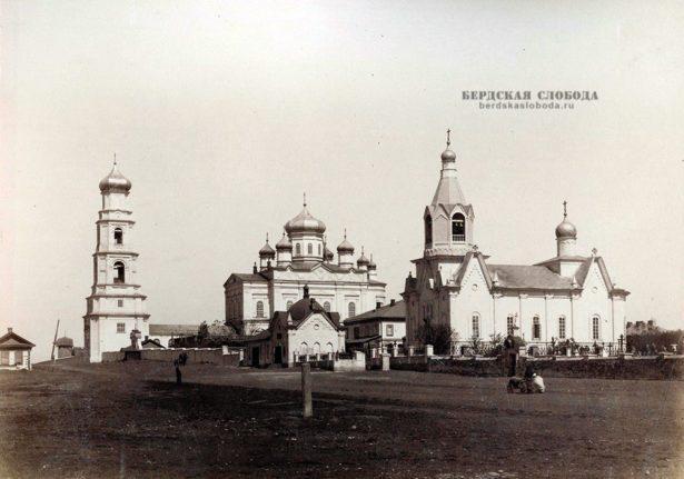 Оренбургский Свято-Успенский женский монастырь располагался на территории, ограниченной улицами Аксакова, маршала Жукова, проспектом Победы.