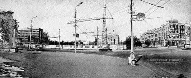 Начало строительства оренбургского долгостроя