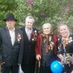 Старейшие жители Берд