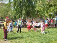 В поселке Берды открылась новая детская площадка для игр