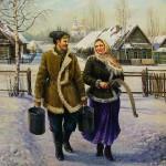 Александр Ялфимов: Сноха