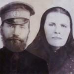 Казачья станица Бердинская. Семья Воробьевых