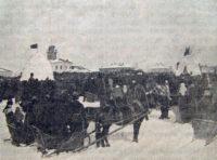Оренбург 1908 года: народные гуляния и увеселения