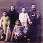 Казачья станица Бердинская. Семья Конновых
