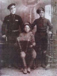 Казачья станица Бердская (Бердинская). Смирнов Николай