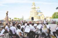 Истоки Оренбурга начинаются в Бёрдах