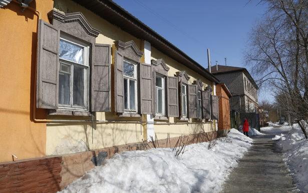 Дом, в котором жил Владимир Даль 1