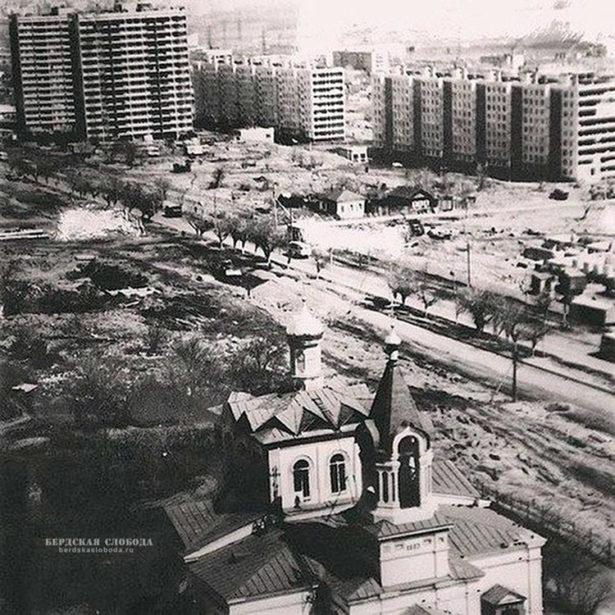 Последние дни старого Форштадта, начало 1980-х годов