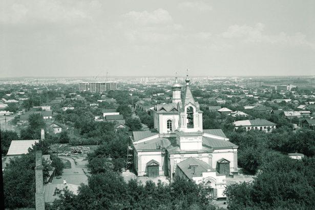 Никольский храм в Форштадте, первая половина 70-х годов XX века