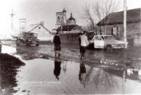 Вид с улицы Державина на старую церковь