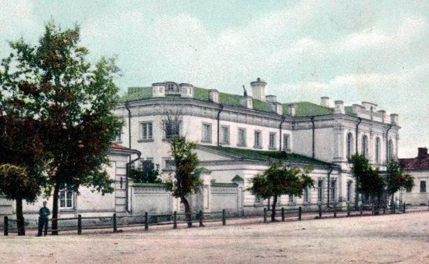 Здание окружного суда Оренбурга
