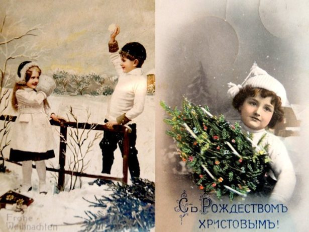 Как отмечали Новый год и Рождество в Оренбурге в начале прошлого века?