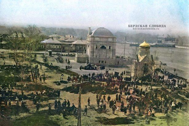 Знаменная изба, 1 мая 1920 года, Оренбург