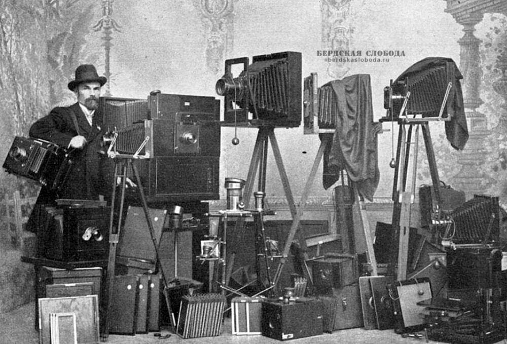 шейки матки как выглядело фотоателье в начале прошлого века именно