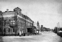 Дом на набережной Урала
