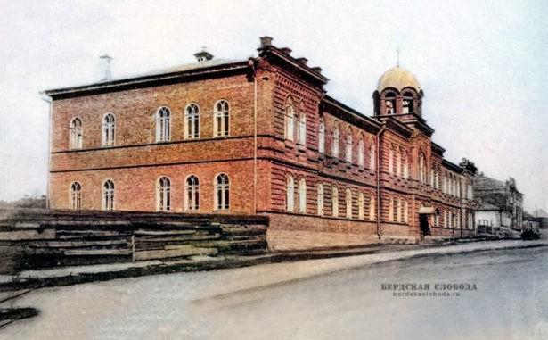 Духовное училище на улице Брыкина 4 (1910-е годы)
