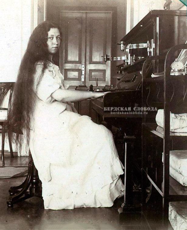 Софья Николаевна Ростропович