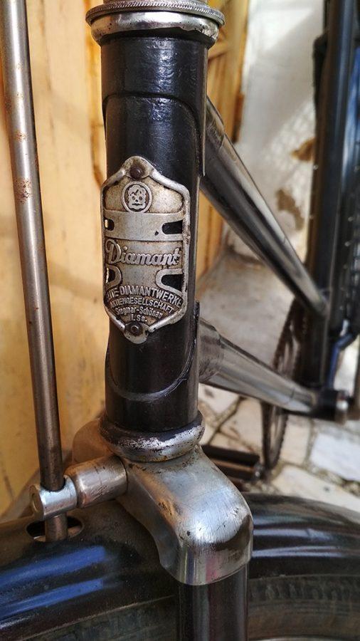 Так что велосипед в музейной экспозиции займет вполне законное место.