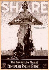 Помощь американцев голодающим в Советской России в 1921 — 1923 гг.
