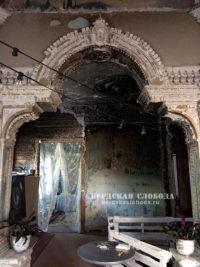 Фрагменты интерьера особняка Городисского. Фото К. Поповой