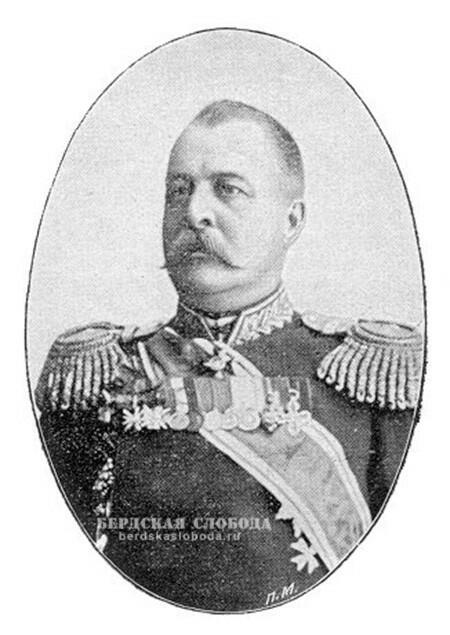 Асинкрит Асинкритович Ломачевский, в 1885–1895 годах – вице-губернатор Оренбургской губернии. Спустя 35 лет, в 1921 году, большевики расстреляют его, 73-летнего, в Крыму.