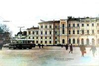 50 жемчужин Оренбурга: Железнодорожный дворец