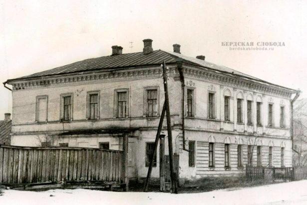 Глеб Десятков, Оренбург 1969 год