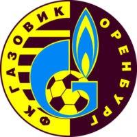 "Эмблема ФК ""Газовик"" Оренбург, 1990-2006"