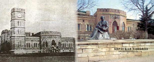 Гауптвахта – Музей истории города