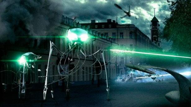 Инопланетяне на Советской улице