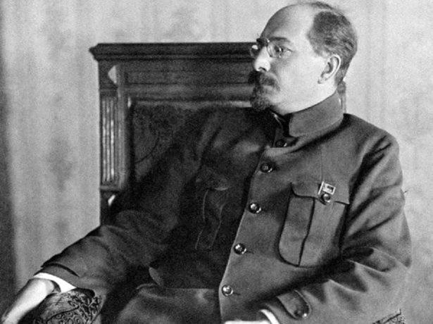 А. В. Луначарский, народный комиссар просвещения РСФСР