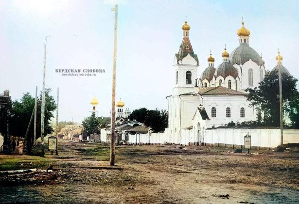 Челябинский Одигитриевский женский монастырь