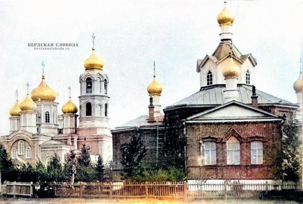 Орский Покровский женский монастырь