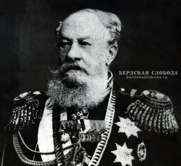 Александр Егорович Тимашев