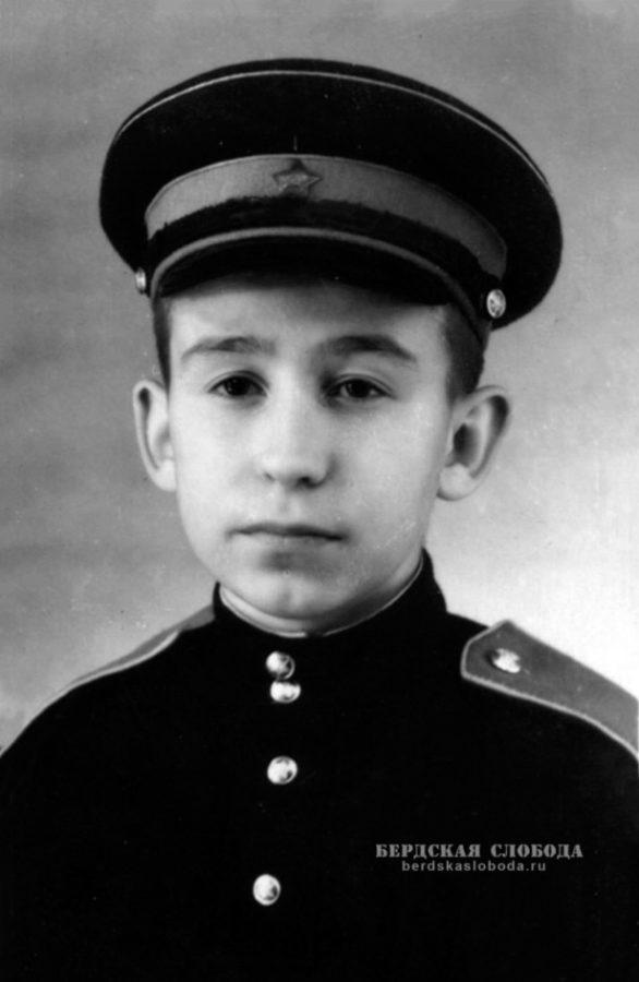 Суворовец Владимир Снегирев Фото: из личного архива