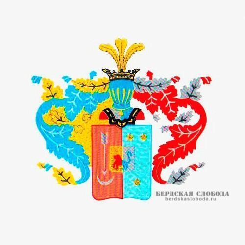 Фамильный герб Похвисневых